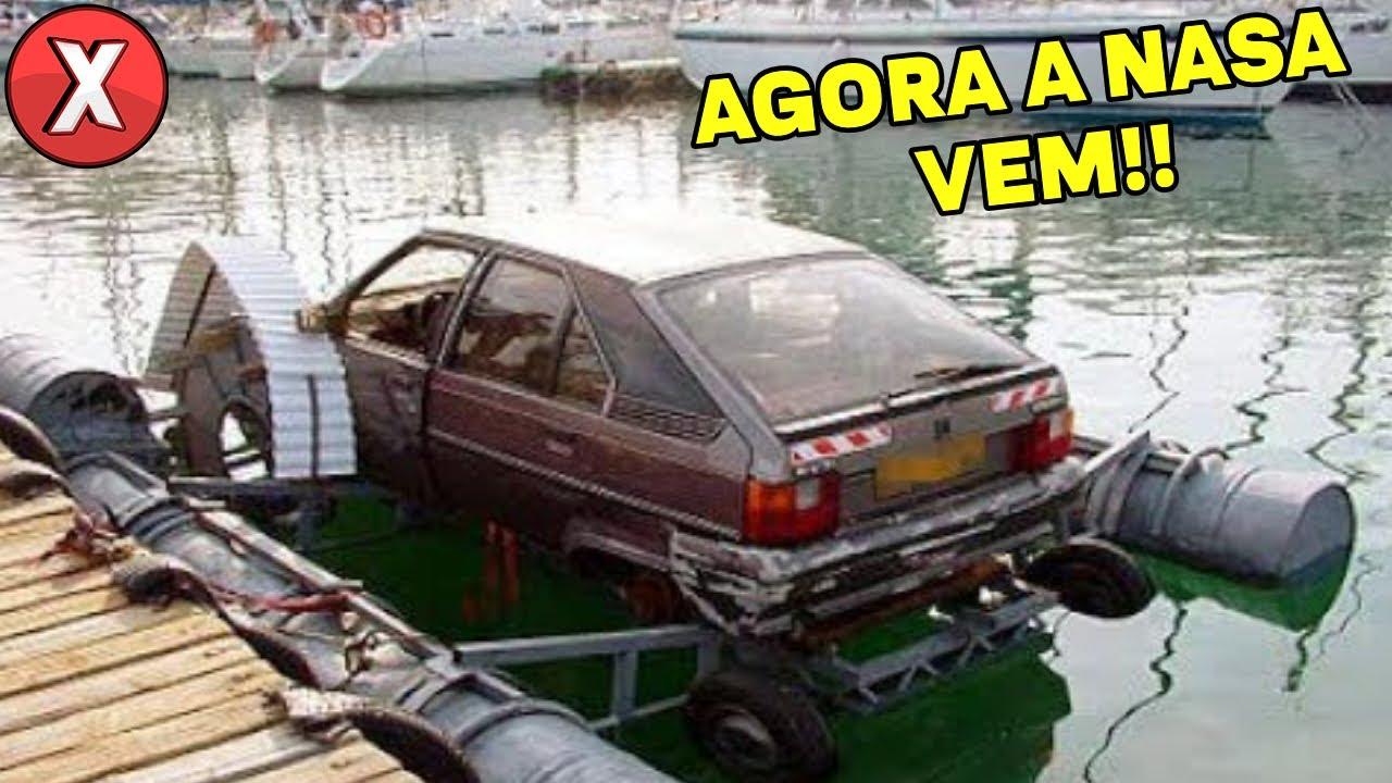 Vídeos de Gambiarras Brasileiras, Agora a NASA Vem!