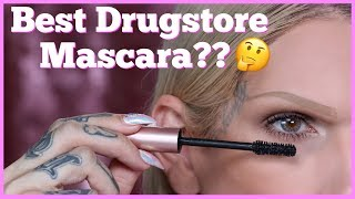 BEST NEW DRUGSTORE MASCARA??? Is It Jeffree Star Approved?