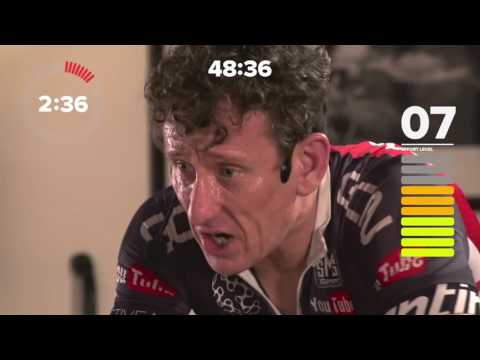 Power + Endurance Workout – 60 Minute Strength Building Indoor Cycling Training