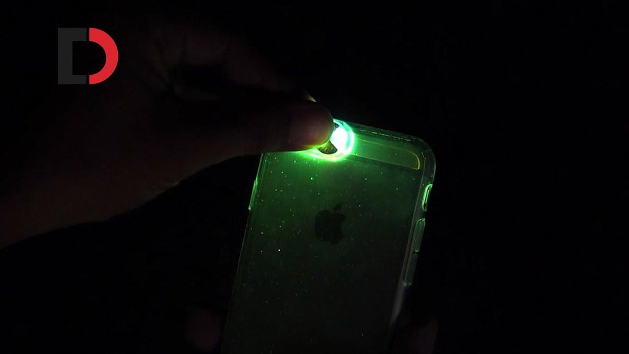 Di Động Việt – Ốp lưng Iphone 6s/6s Plus Hoco Colorful Flashing (Sáng nhiều màu)