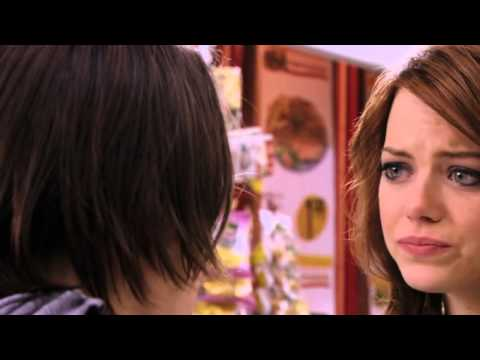 Emma Stone scene - Movie 43