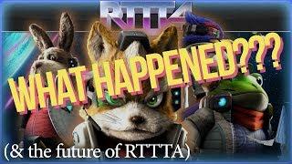 WTF Happened to Star Fox Zero RTTTA?? (& the future of RTTTA)