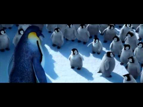Happy Feet - Glorias Heart Song (Day at School)