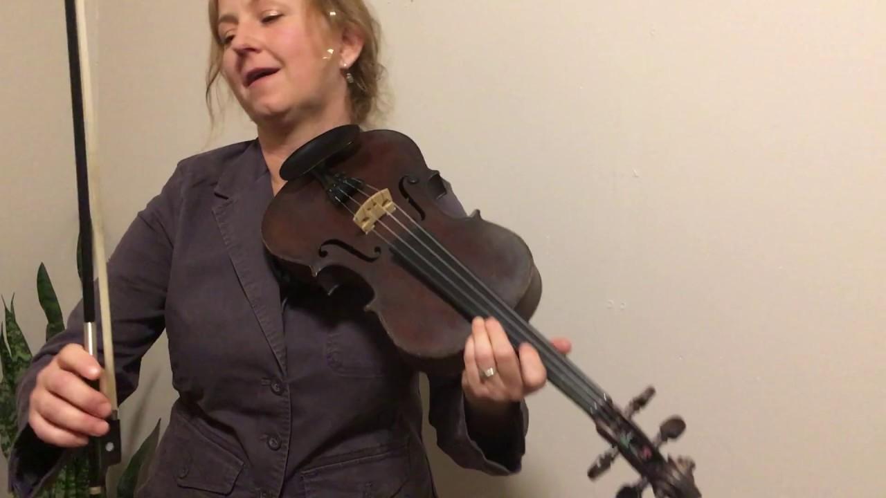 Brushy Run - Taught by fiddler Erynn Marshall - Dittyville