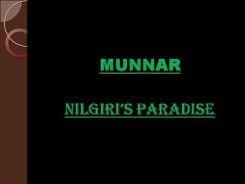 MUNNAR TRAVEL GUIDE BY VIJAY ANAND