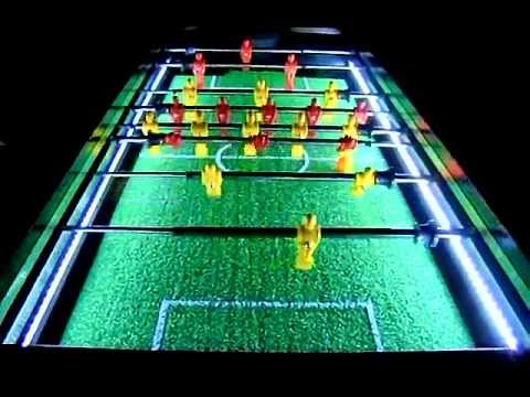 how to make foosball players