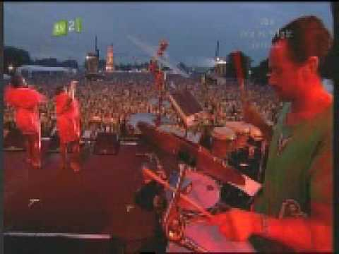 basement jaxx red alert isle of wight festival 2009 youtube