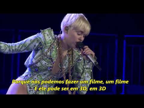 Miley Cyrus - My Darlin - Bangerz Tour [LEGENDADO]