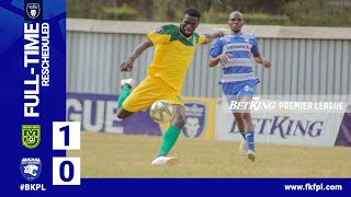 Mathare United Vs Afc Leopards Highlights