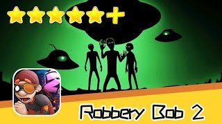 Robbery Bob 2 Seagull Bay Level 7-8 Green Screen Bob Walkthrough New Game Plus Recommend index five