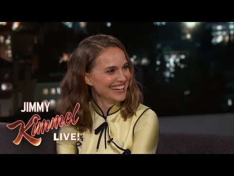 Natalie Portman on Star Wars & Annihilation