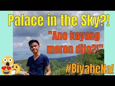 BIYAHEIRON: PALACE IN THE SKY