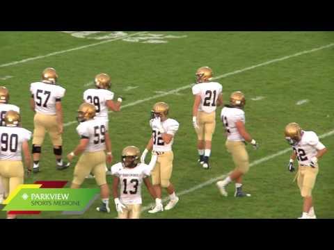 Bishop Dwenger 21 at Carroll 36 | Football Broadcast 9-16-16