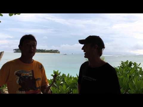 Kandui Resort Beach Interview Sept. 3-14, 2013- Ray