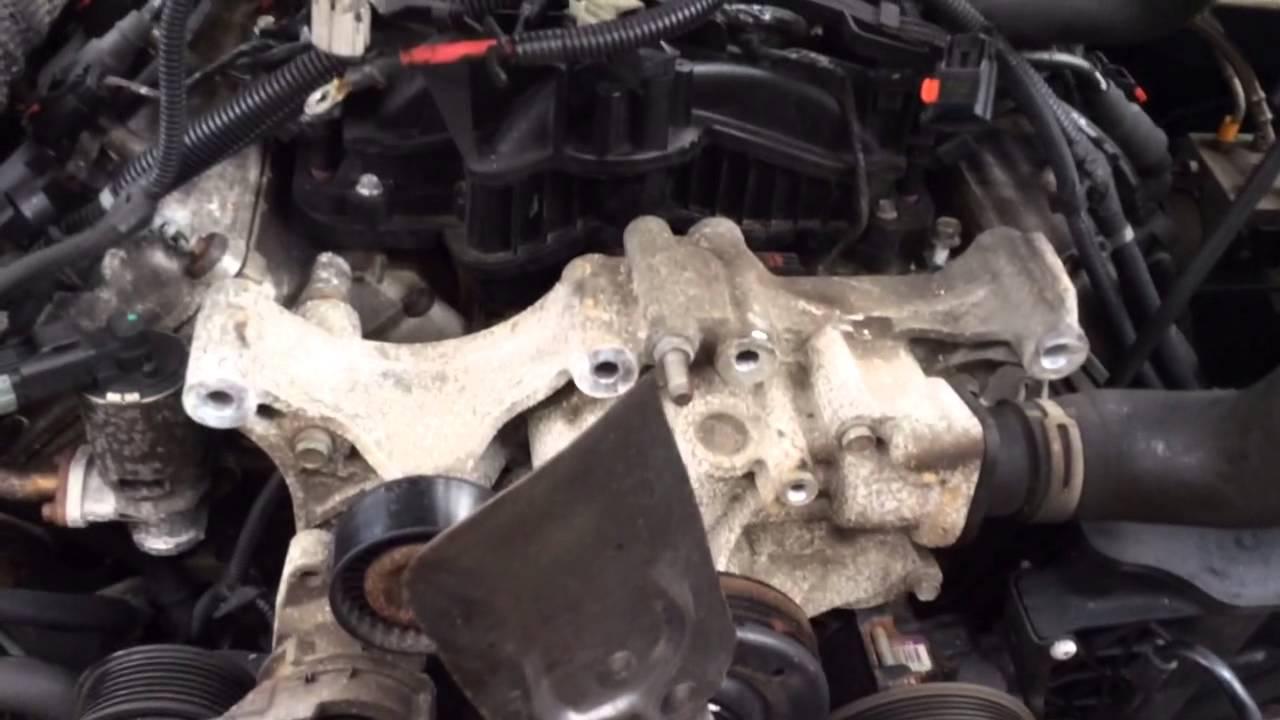 2004 dodge durango 5 7 hemi engine removal [ 1280 x 720 Pixel ]