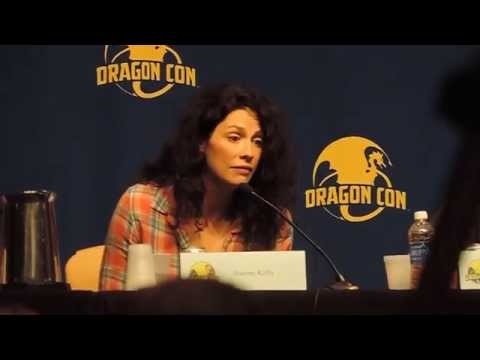 Joanne Kelly's response to  question at Dragon Con