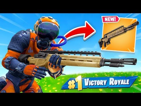 *NEW* Legendary Infantry Rifle is OP!