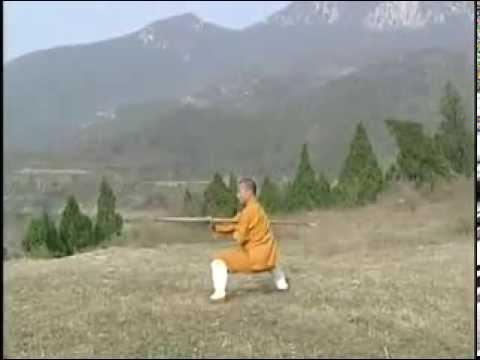 Thiếu Lâm Thiêu Hỏa Côn - 少林烧火棍