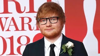 Ed Sheeran DENIES Marriage Rumors & Explains His Ring On THAT Finger