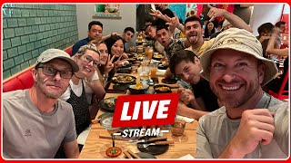 A BUNCH of CHINA YOUTUBERS!   LIVESTREAM