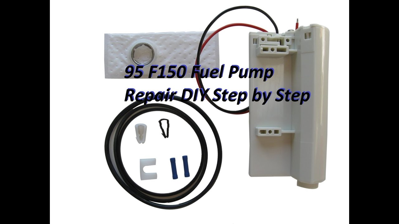 95 f150 fuel pump replacement detailed steps