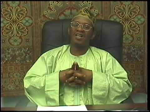 01_The Real Fulani History and Their Contribution to Islam. Imam Sheikh Ahmed Tijan Jallow