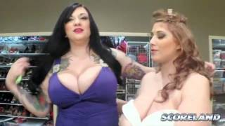 What Is Panty Stuffing   Angel DeLuca and Scarlet LaVey