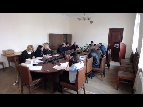 Տաշիր համայնքի ավագանու նիստ 20․03․2019