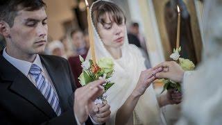 Обручение студентов СПбДА Николая и Юлии / The betrothal students SPbTA Nicholas and Julia