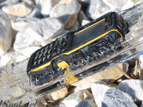 Sonim XP1300 clip