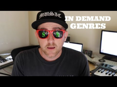 Production Music - Genres IN DEMAND