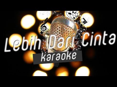 Judika-Lebih Dari Cinta (karaoke/minusone/lirik/no vokal)