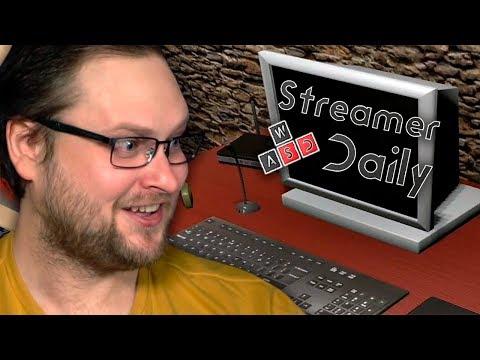 СИМУЛЯТОР МОЛОДОГО СТРИМЕРА ► Streamer Daily #1