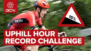 The Uphill Hour Challenge - What Can You Do?