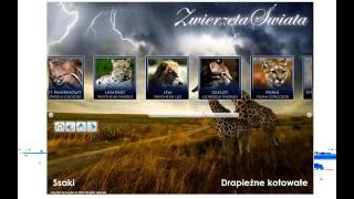 Multimedialny Atlas Zwierzęta Świata