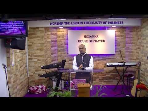 HOSANNA HOUSE OF PRAYER TAMIL CHURCH SINGAPORE