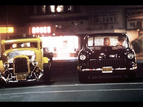American Graffiti (1973) - Music Video - Johnny B. Goode
