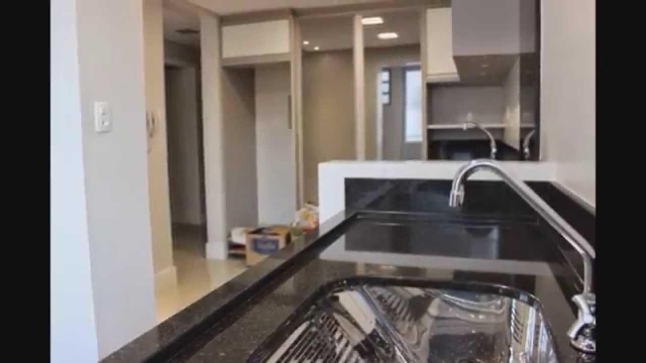 Veja a reforma deste apartamento como ficou antes da