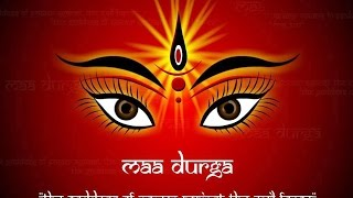 DURGA GAYATRI MANTRA : DIVINE FORCE OF COSMOS