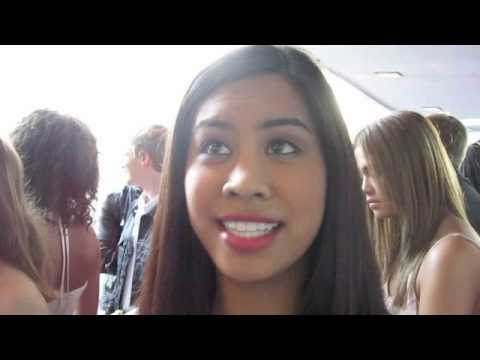 Ashley Argota at 16 Wishes!