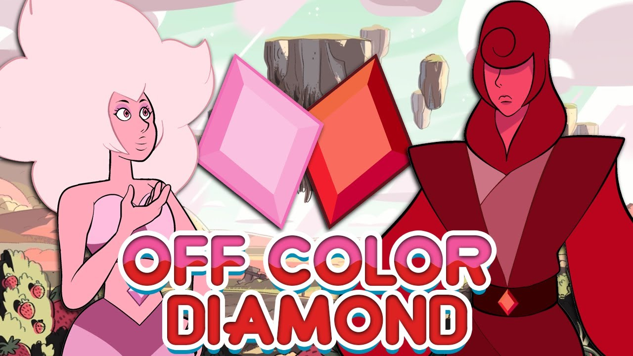 Pink Diamond Was Supposed To Be Red Diamond Steven
