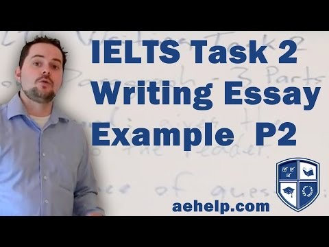 Видео Example essay writing stpm
