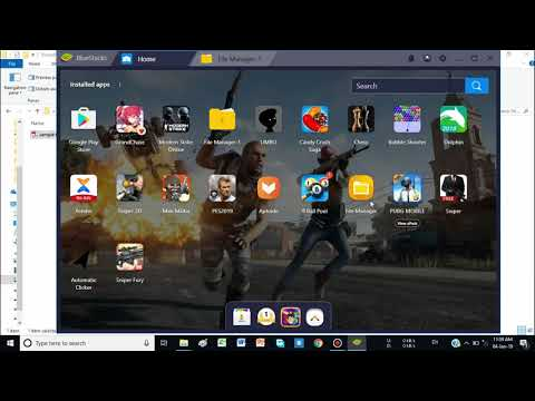 How To Transfer Files From PC To BlueStacks 4