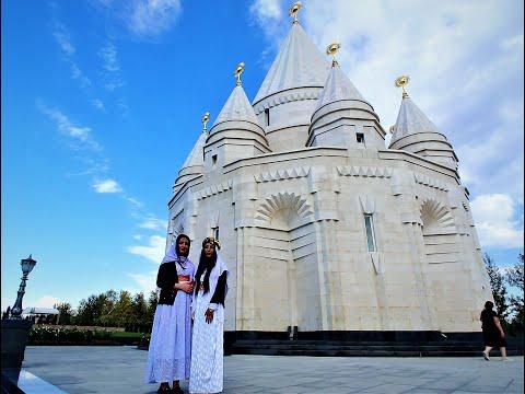 ЕЗИДЫ в Армении, поездка в самый большой езидский храм