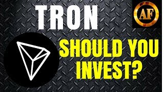 will tron trx make you rich? great news surfacing should you invest