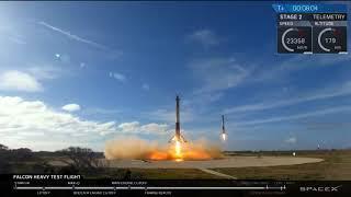 Fuzzy - SpaceX Heavy Techno Launch