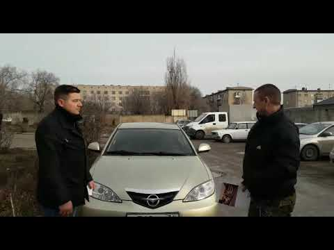 Поздравляем Андрея с покупкой автомобиля HAIMA 3 Отзывы Автосалон Boston