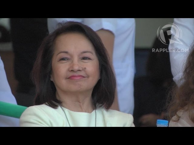 Gloria Macapagal-Arroyo celebrates 70th birthday - YouTube