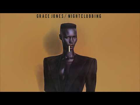 Grace Jones  Nightclubbing Full Album + Bonus Tracks