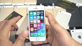 iPhone 5S  Quá ĐẸP + SANG TRỌNG Đúng imeil về hàng theo yêu cầu của khách hàng